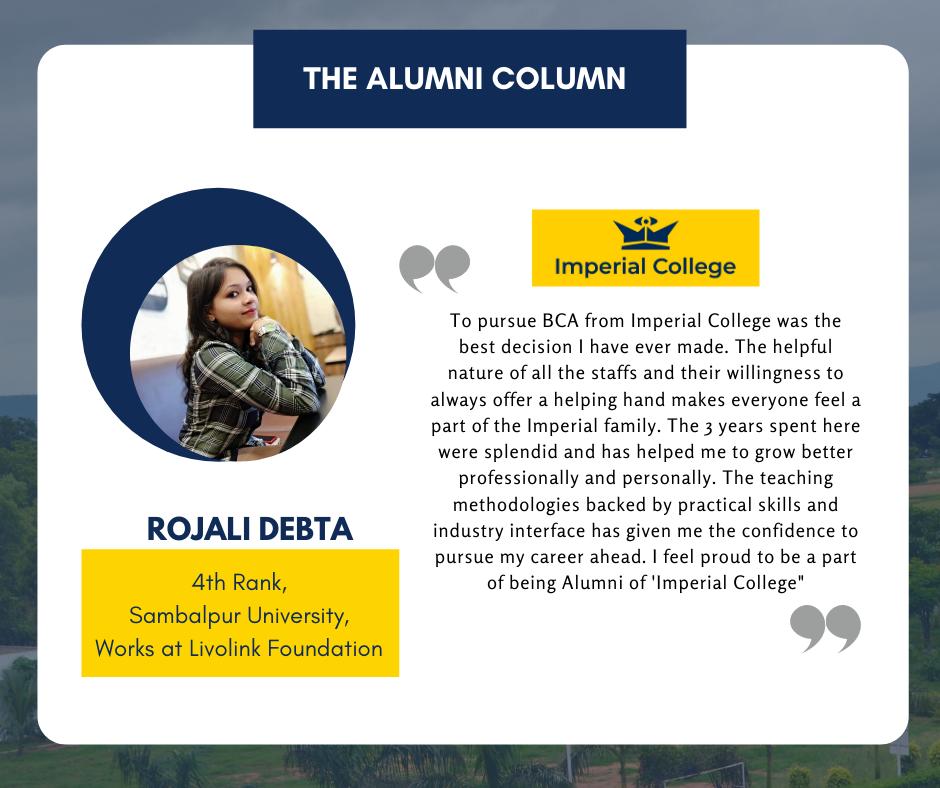 Alumni Testimonials